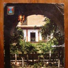 Postales: SEVILLA. PATIO DE LOS VENERABLES SACERDOTES.. Lote 4850220