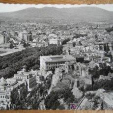 Postales: MALAGA. Nº43 VISTA PARCIAL. ED G. GARRABELLA. CIRCULADA 1958. Lote 25326669