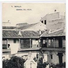 Cartes Postales: SEVILLA. CORRAL DEL AGUA. COLECCION M. BARREIRO. SIN CIRCULAR. Lote 5146362