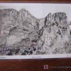 Postales: ROCAS DEL TAJO. Lote 5503321