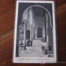 Postales: GALERIA Y PATIO DE LOS SURTIDORES. Lote 5503514