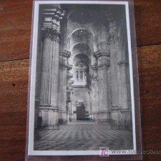Postales: CATEDRAL DE MALAGA. Lote 5503742