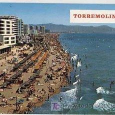Postales: MALAGA. TORREMOLINOS. PLAYA DEL BAJONDILLO. ED. FOTO ANTONIO. SIN CIRCULAR. Lote 5981042