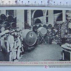Postales: JEREZ DE LA FRONTERA - BODEGAS DOMECQ - F.G. GIRON-SEVILLA. Lote 6217806