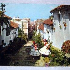 Postales: ANTIGUA POSTAL DE ALGECIRAS - CALLE ROCHA - SIN CIRCULAR. Lote 19912416