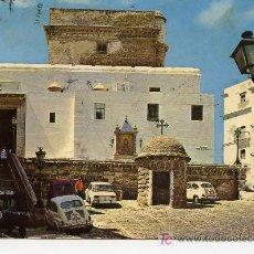 Postales: CADIZ. PARROQUIA DE SANTA CRUZ (CATEDRAL VIEJA). Lote 6516241