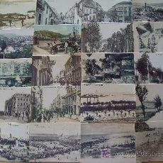 Postales: COLECCIÓN COMPLETA DE 100 POSTALES DE MÁLAGA Y LA PROVINCIA DE 1900-1930. LA OPINIÓN. . Lote 11585104