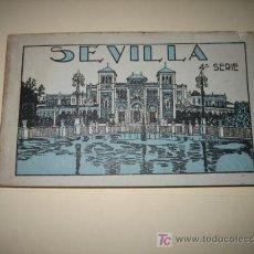 Postales: ALBUM CON 20 POSTALES DE SEVILLA 4ª SERIE J.B. Lote 26399748
