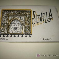 Postales: ALBUM CON 18 POSTALES DE SEVILLA - Nº 3 .-FOTOGRAFO L.ROSINI . Lote 11517159