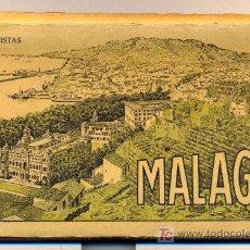 Postales: MALAGA. 14 POSTALES DE ROISIN, AÑOS 40.. Lote 24838665