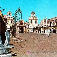 Postales: POSTAL DE SAN FERNANDO Nº1, CADIZ, ARSENAL DE LA CARRACA. Lote 7416983