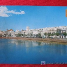 Postales: AYAMONTE - PASEO MARITIMO. Lote 7655174