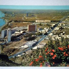 Postales: ANTIGUA Y PRECIOSA POSTAL DE AGUADULCE ALMERIA - CIRCULADA - AÑO 1978 - . Lote 12811508