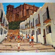 Postales: ANTIGUA Y PRECIOSA POSTAL DE OSUNA SEVILLA IGLESIA COLEGIATA - ESCRITA PERO NO CIRCULADA - . Lote 12811510