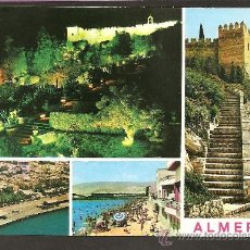 Postales: ALMERIA Nº 2050 VISTAS DIVERSAS. Lote 7975130