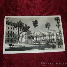 Postales: JEREZ DE LA FRONTERA PLAZA DE LOS REYES CATOLICOS ,ED PAPELERIA JEREZANA. Lote 9152424