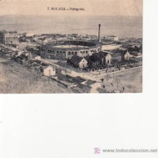 Postales: MALAGA. Nº 7. MALAGUETA.CIRCULADA EN 1928. Lote 27575186
