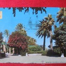 Postales: CADIZ - ALAMEDA DEL MARQUES DE C OMILLAS. Lote 8542885