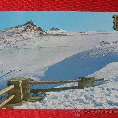 Postales: SIERRA NEVADA - HOYA DE LA MORA. Lote 8549249