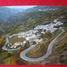 Postales: BARRANCO DE POQUEIRA - LAS ALPUJARRAS. Lote 8549575