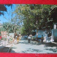 Postales: LANJARON - CALLE PRINCIPAL. Lote 8549596