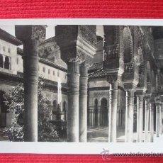 Postales: ALHAMBRA - GRANADA. Lote 8556456