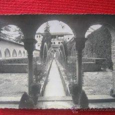 Postales: GRANADA - ALHAMBRA. Lote 8556474