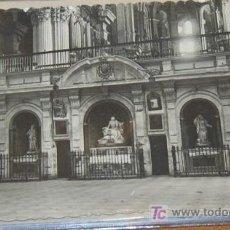 Postales: POSTAL DE MALAGA. CATEDRAL. TRASCORO. Lote 8618292