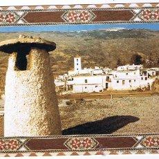 Postais: POSTAL DE LAS ALPUJARRAS, GRANADA. PAMPANEIRA.. Lote 8865398