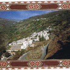 Postais: POSTAL DE LAS ALPUJARRAS, GRANADA. BARRANCO DE POQUEIRA.. Lote 8865547