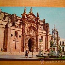 Postales: POSTAL PUERTO DE SANTA MARIA IGLESIA MAYOR PRIORAL SIN CIRCULAR. Lote 8970411