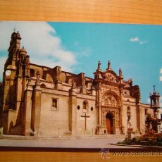 Postales: TARJETA POSTAL IGLESIA MAYOR PRIORAL PUERTO DE SANTA MARIA SIN CIRCULAR. Lote 8970616