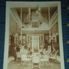 Postales: TARJETA POSTAL DE JEREZ DE LA FRONTERA CADIZ - GRAN HOTEL LOS CISNES. Lote 8976589