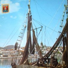 Postales: ALGECIRAS: CÁDIZ. PUERTO PESQUERO. A. SUBIRATS CASANOVAS Nº 2. Lote 9288711
