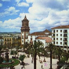Postales: ALGECIRAS: CÁDIZ. PLAZA GENERALÍSIMO. A. SUBIRATS CASANOVAS Nº 176. Lote 9295639