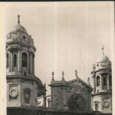 Postales: POSTAL ANTIGUA - OLD POSTCARD : 5 CÁDIZ - SANTA IGLESIA, CATEDRAL. ED. ARRIBAS. Lote 25139222