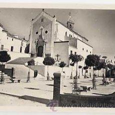 Postales: MALAGA. ARCHIDONA. PARROQUIA DE SANTA ANA Y MONUMENTO LOS CAIDOS. ED. ORTIZ BERROCAL Nº 7. Lote 9404526