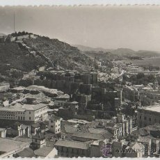 Postales: TARJETA POSTAL DE MALAGA ALCAZABA Y GIBRALFARO . Lote 9433527