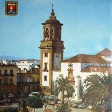 Postales: ALGECIRAS: CÁDIZ. PLAZA DEL GENERALÍSIMO. A. SUBIRATS CASANOVAS Nº 113. Lote 9511171