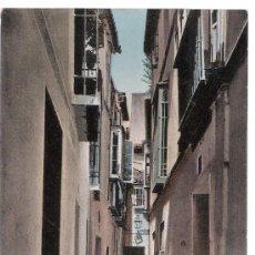 Postales: UNA CALLE DE SEVILLA. EDIT. R. GARZÓN. NO CIRCULADA. Lote 14810157