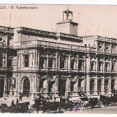 Postales: SEVILLA. EL AYUNTAMIENTO. C.R.S. 67. Lote 14827442