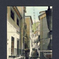 Postales: POSTAL DE LOJA (GRANADA): CALLE DE A.GALLEGO Y BURIN (ED.PAP.LOXA NUM.28) (ANIMADA). Lote 9610573