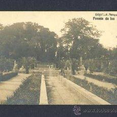 Postales: POSTAL DE SEVILLA: PARQUE, FUENTE DE LOS LEONES (ED.BAZAR DE LA CAMPANA). Lote 9660401
