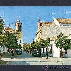 Cartoline: VISTA DE PILAS (SEVILLA). CALLE DEL PARROCO. NO ES POSTAL. Lote 9661491