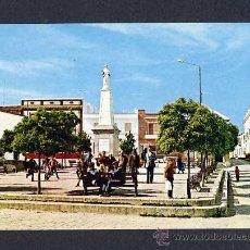 Cartoline: VISTA DE PILAS (SEVILLA). MOMUMENTO AL SAGRADO CORAZON DE JESUS. NO ES POSTAL. Lote 9661503