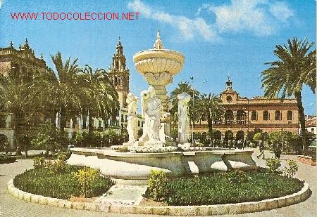 POSTAL DE ECIJA, SEVILLA. AÑOS 70. (Postales - España - Andalucia Moderna (desde 1.940))