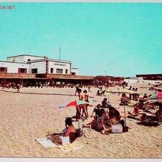 Postcards - ANTIGUA POSTAL DE ALMERIA - BALNEARIO CENTRO NAUTICO DE LA OBRA - NO CIRCULADA. - 2340239