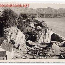 Postales: NERJA. MALAGA. RINCON DE CALAHONDA. Lote 2729606
