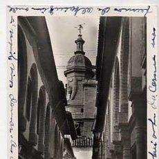 Postales: GRANADA. CALLE TIPICA ALCAICERIA. ED. GALLEGOS. CIRCULADA 1952. Lote 9822272