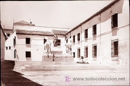 CLICHE ORIGINAL - CORDOBA, NEGATIVO EN CELULOIDE - EDICIONES ARRIBAS (Postales - España - Andalucía Antigua (hasta 1939))